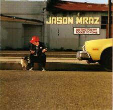 JASON MRAZ - Waiting For My Rocket To Come (CD 2002) USA Import EXC