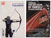 Hawkeye #2 *1st Team Up Clint Barton & Kate Bishop Hawkeye 2nd Print 2012 Marvel