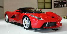 G LGB 1:24 Escala La Ferrari DETALLADO Bburago Estupendo
