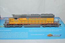 HO scale Broadway Limited Florida East Coast RY EMD SD40-2 locomotive DC SOUND