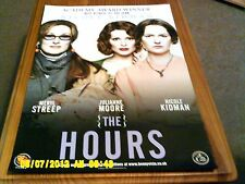 Las horas (Nicole Kidman. Meryl Streep, Julianne Moore) Movie Poster A2