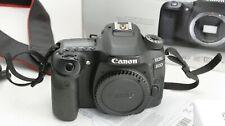 Canon EOS 80D 24.2MP  SLR-Digitalkamera - Body