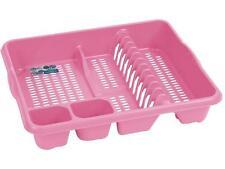 Dish Draining Rack - Baby Pink