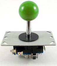 Sanwa Estilo bola superior Arcade Joystick, 8 Way (verde) - Mame, Jamma