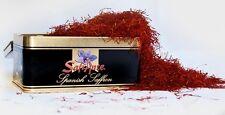 100% Pure Spanish Saffron from La Mancha - 3 x 1oz tin - Nomad Spice Co.
