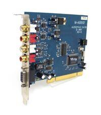 M-Audio Audiophile 2496 4 In 4 Out Audio PCI Karte   #32458