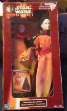 Hasbro Star Wars Episode 1 Hidden Majesty Queen Amidala Collection Doll 1998 Nib