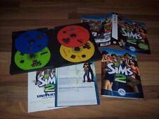 DIE SIMS 2 Basisspiel Hauptspiel Grundversion PC DEUTSCH mit Handbuch TOP CD