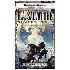 Legend of Drizzt #24/Neverwinter Saga #2: Neverwinter by R. A. Salvatore (MM PB)