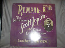 Jean-Pierre Rampal - Plays Scott Joplin LP - CBS - Jazz