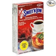 Sweet N Low Sweet And Low Calorie Sweetener Granulated Powdered Sugar Substitute