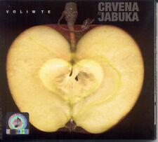 CRVENA JABUKA CD Volim te Album 2009 Zlatna ruza Hitovi Drazen Zeric Zera Zagreb