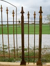 6' Tall Side Posts for Gates & Fence - Enhance Your Entrance - Made to FIT