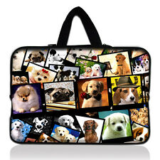 "10"" Dogs Laptop Tabelt Carry Bag Case Pouch For 10.1"" Lenovo ThinkPad Tablet 2"