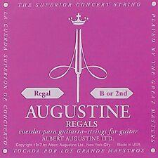 Augustine regal B or 2nd cordes guitare classique