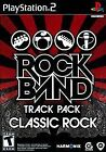 Rock Band Track Pack: Classic Rock (Sony PlayStation 2, 2009) - DISC ONLY