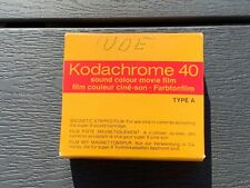 Kodachrome 40 Type A Super 8 Film Expired 4/1982