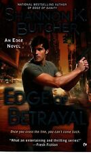 Shannon K Butcher  Edge Of Betrayal  Romantic Suspense   Pbk NEW Book