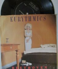 "EURYTHMICS ~ Beethoven ~ 7"" Single PS"