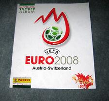 EM 2008 UEFA - Europameisterschaft Euro - 20 Sticker aussuchen -Fussball- Panini