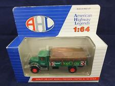 AHL American Highways Legends Purina Dog Chow Truck L01042 1:64 Scale.