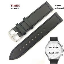 Timex Replacement Band t2n701 - IQ Serie Fly Back Chronograph Suitable: T2N700