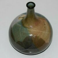 Janne Reckert-Cordua Sylt Design Keramik Studiokeramik  60s WGP Vintage Vase MCM