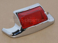 LED Red Auxiliary Rear Fender Tip Light For Harley Heritage Softail FLSTC/N New