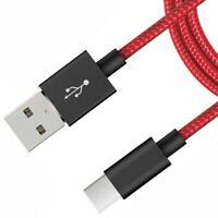Câble Charge Chargeur Sync USB-C Type C Pour Samsung Galaxy S10 S9 S8 Plus Lite