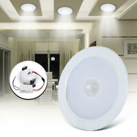 5W/7W 6500K 5730 SMD LED PIR Motion Sensor Downlight Lamp With Relays Cool White