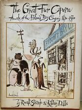 Vintage Book, The Great Fur Opera, Annals of the Hudson's Bay Company 1670-1970