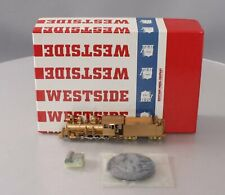 Westside Model Co. 278 HOn3 Brass D&RGW Class C-16 2-8-0 Steam Loco & Tender/Box