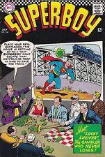 Superboy #140. VG+. 1967