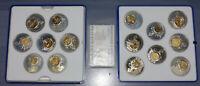 15 Medaillen 12,5 EURO Pecunia Nova Alteri Succedit Cu/Ni