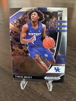 TYRESE MAXEY Rookie RC 2020-21 PRIZM DRAFT PICKS Kentucky Philadelphia 76ers