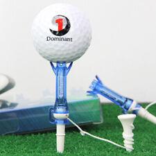 2PCS Plastic Castle Golf Tees Nail Plastic Crown Golf Ball Nail Tee Professional
