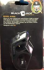 Blackjack Bj005 Firefighter Helmet Flashlight Holder For 2aa Pelican Streamlight