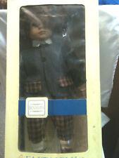 Heidi Ott Faithful Friends Benjamin 1996 Doll Excellent Condition Collectible