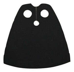 Cape (Black) for Lego Minifigures accessories