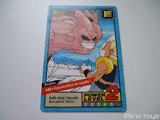Carte originale Dragon Ball Z Carddass Le Grand Combat Power Level FR / N°604