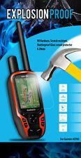 Garmin Astro 320 430 GPS Handheld Explosion Proof Screen Protector Temper Glass