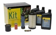 John Deere Filter & Oil Home Maintenance Kit LG243: X595 Lawn Tractor