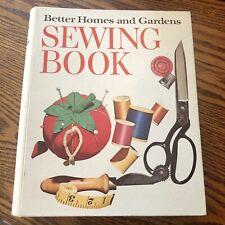 Better Homes & Gardens Sewing Book~5 Ring Binder~Hardcover~Vintage~1970