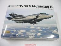 Kitty Hawk 80103 1/48 F-35A Lightning II Assembly model NEW