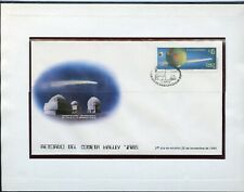 CHILE-- Complete Set with First Day Cover in Folder Scott #702-#702a