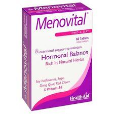 HEALTH AID MENOVITAL - 60 TABLETS *