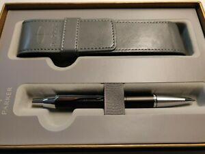 Parker IM Premium Kugelschreiber Matt Black CC, NEU in Geschenkbox mit Etui