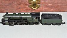 N Scale Minitrix 4-6-2 J.A. Maffei DR 18 434 Steam Locomotive & Tender