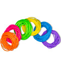 144 RAINBOW NEON JELLY BRACELETS,PARTY FAVOR, PINATAS, GOODY BAGS, FAST SHIPPING