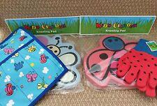 Kids Garden Toys 2-Kneeling Pads, Garden Gloves, Waist Tool Holder